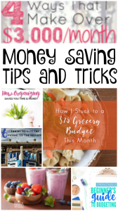 Money Saving Tips and  Tricks {MM #166}