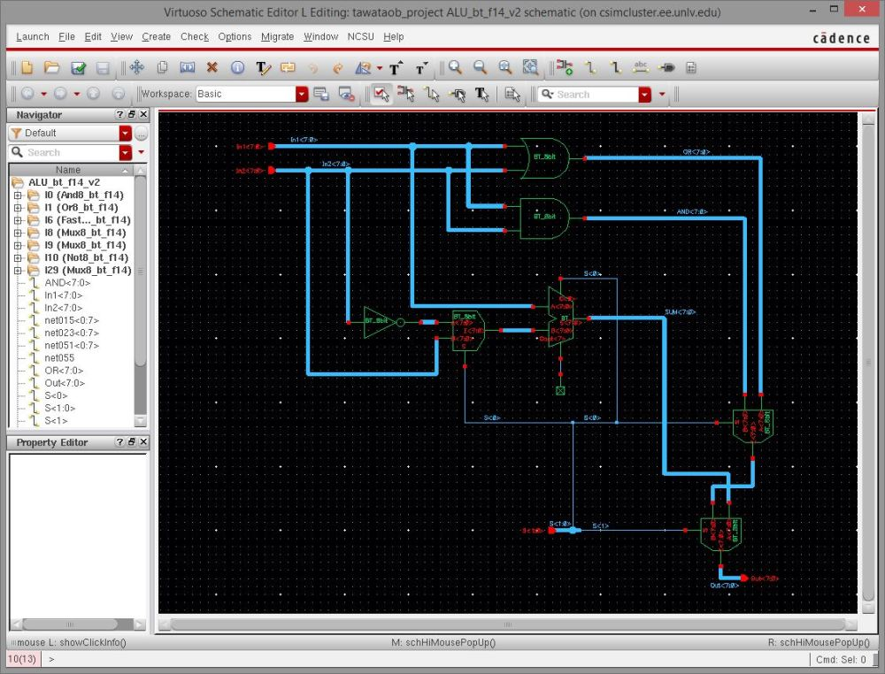 medium resolution of i re designed my 8 bit alu to be the following circuit this is version 2 of the 8 bit alu schematic