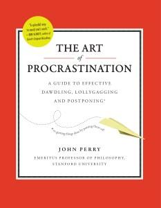 Art of Procrastination cover2