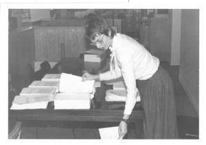 Marilyn Schwartz, mid-1980s