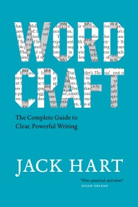 Wordcraft, by Jack Hart, cover