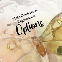 Main Conference Registration Options
