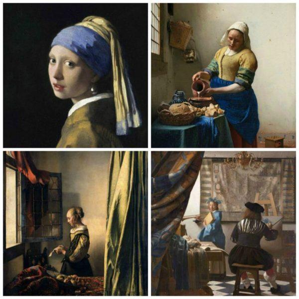 Vermeer Picture Study Prints Charlotte Mason