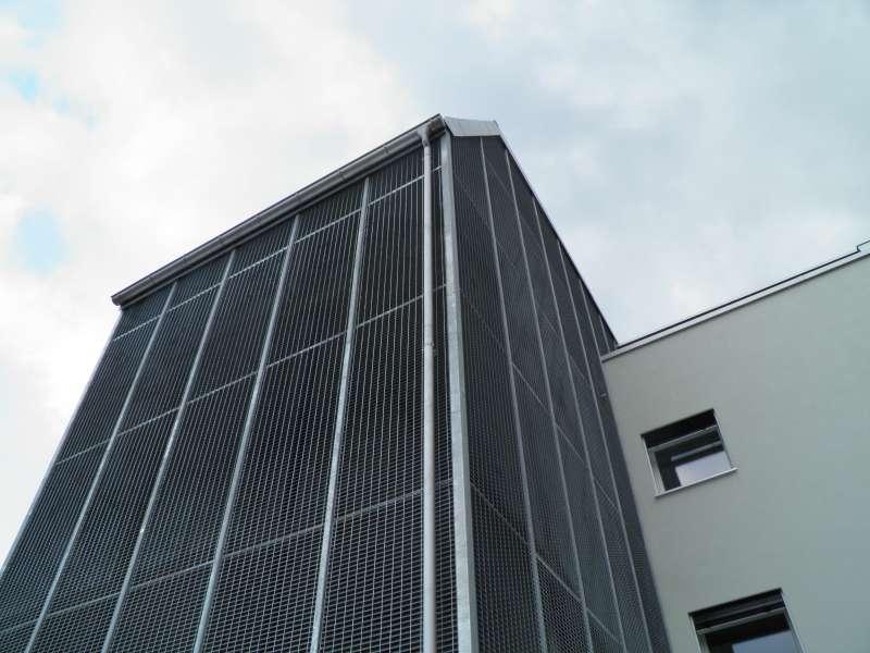 Habillage cage escalier