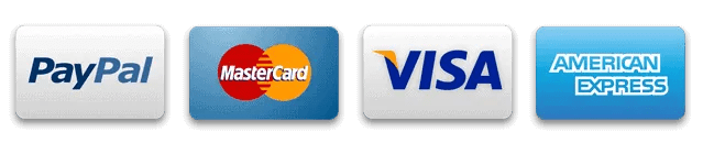 show different form of payment accepted