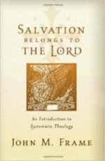 """Frame, """"Salvation belongs to the Lord"""" cover"""