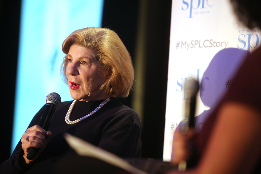 NPR's Totenberg: 'I wanted to be a witness to history'