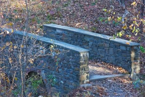 Poets Walk Stone Bridge