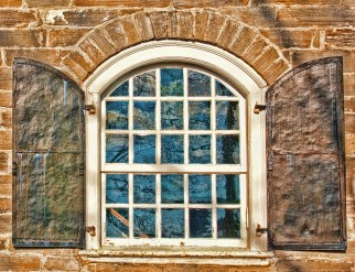 Old Stone Fort Window