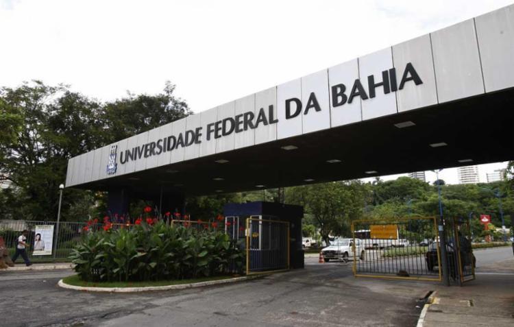 Universidade Federal da Bahia e outras instituições tiveram corte de verba