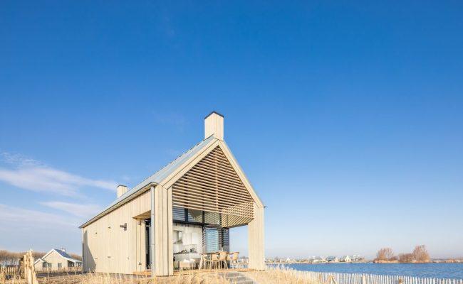 Tiny Houses In Zeeland Resort Waterrijk Oesterdam