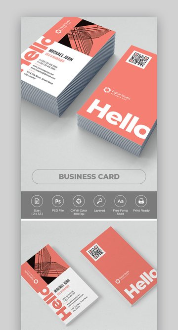 It's good for networking, outreach and more. 14 Best Free Photoshop Psd Business Card Templates For 2021