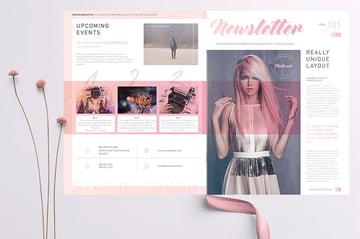 Free and premium plans cu. 22 Best Free Newsletter Templates Indesign Psd And Word Newsletter Templates