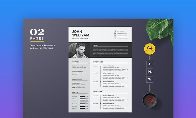Download free resume templates for microsoft word. 20 Best Free Modern Resume Templates And Cv Designs 2021