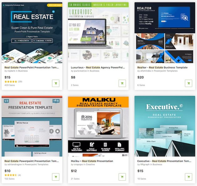 Do it yourself or have us do it for. 24 Best Real Estate Powerpoint Ppt Templates For 2021