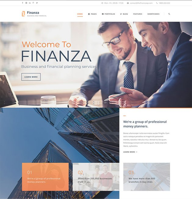 Whether it's due to a drastic setback or a series of. 24 Best Financial Investment WordPress Themes Premium Free