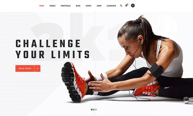 10+ best free responsive fitness wordpress themes & templates 2020 · zakra yoga · fitclub · pranayama yoga · sporty · skt strong · wellness · fitness hub · fit coach. 29 Best Fitness WordPress Themes For 2021 Gym Exercise Sites