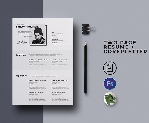 Top resume examples ✓ 225+ samples ✓ download free human resource resume examples now ✓ make a perfect resume in just 5 min. 20 Best Free Modern Resume Templates And Cv Designs 2021
