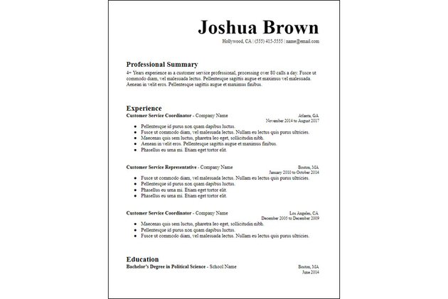 Chronological resume, functional resume, and combination resume. Free Google Docs Microsoft Word Cv Templates For 2021