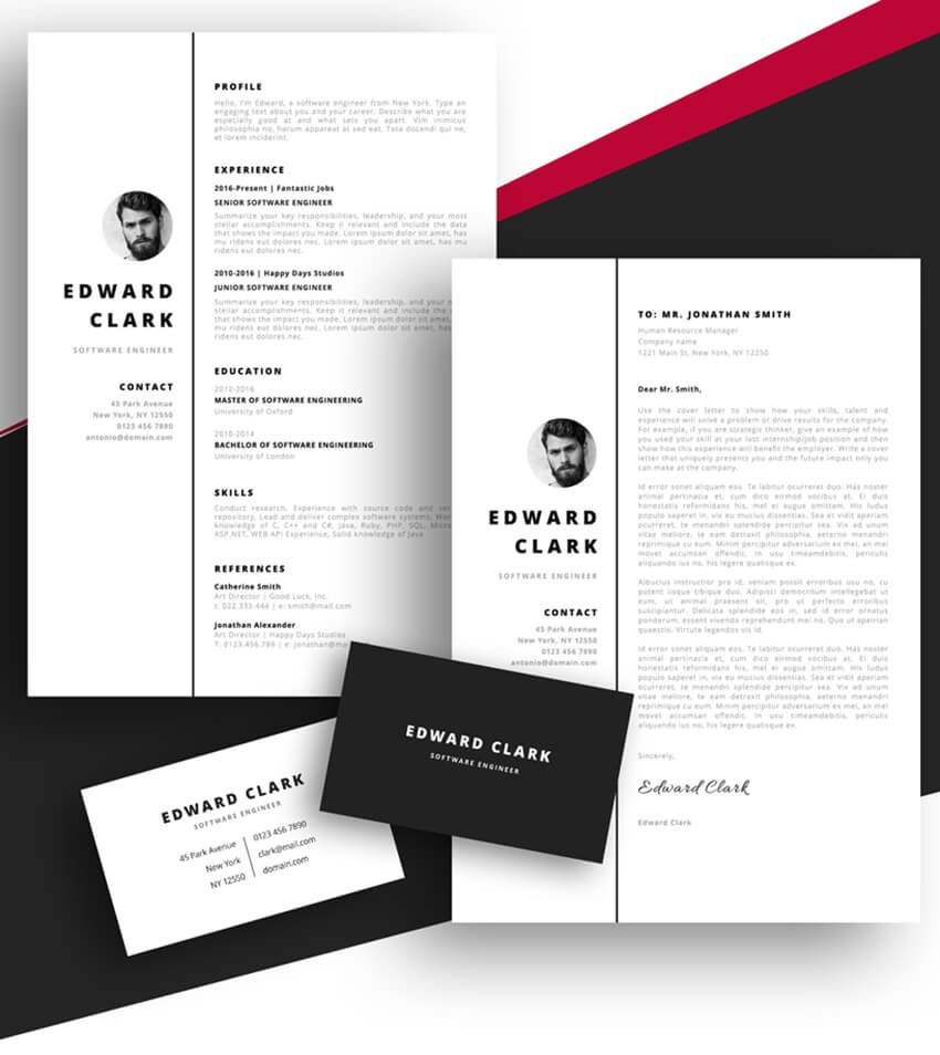 Create a professional resume today and. 20 Best Free Pages Ms Word Resume Cv Templates 2021
