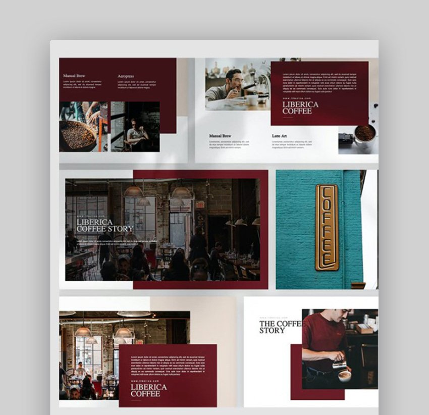 Here's where to find the best in every state. 20 Coffee Shop Powerpoint Ppt Templates Ppt Ideas For 2021