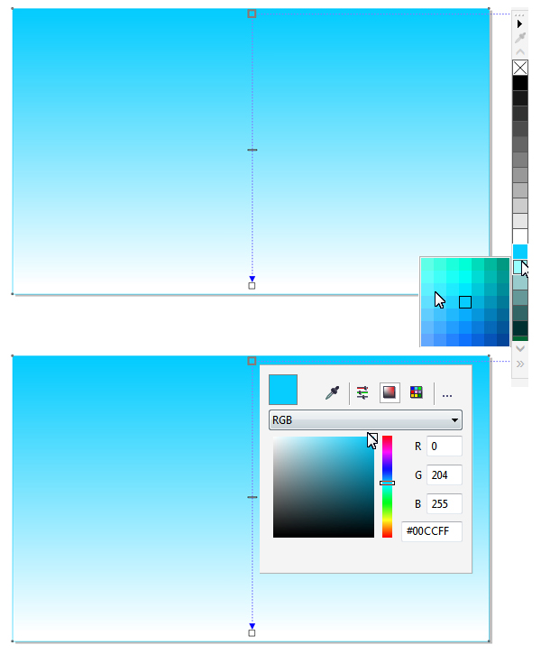 Membuat Background Di Corel : membuat, background, corel, Create, Vivid, Video, Background, CorelDRAW