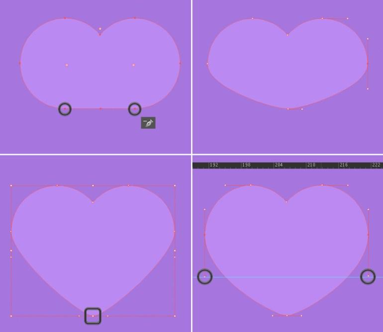 make a heart symbol 2