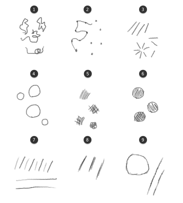 How to Learn to Draw: Stage One, Manual Skills