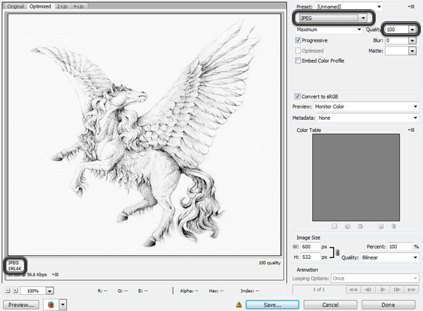 Quick Tip: Clean Up Your Traditional Drawings in Photoshop
