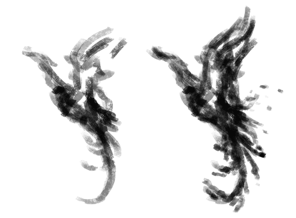 How to Create and Use a Set of Brushes for Digital