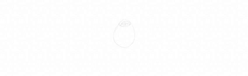 how to draw small rose petals