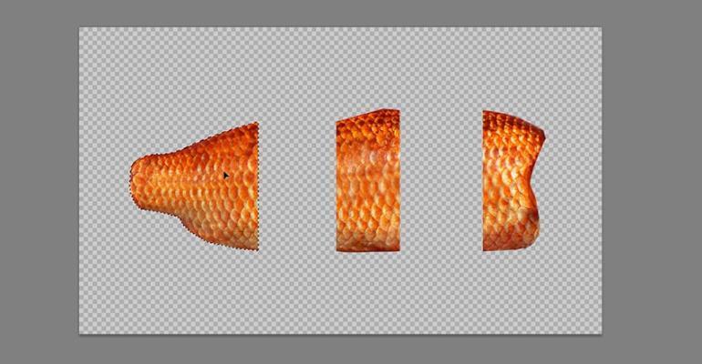how to make fish body longer