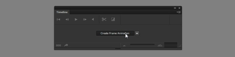 frame animation photoshop