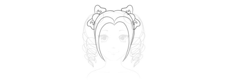 draw manga bows