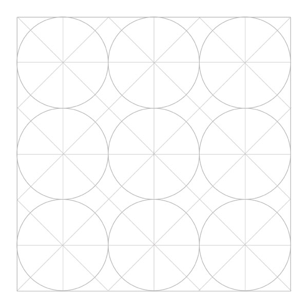Geometric Design: Two Variations on an Islamic Tiling Pattern
