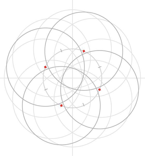 Geometric Design: Armenian Knot