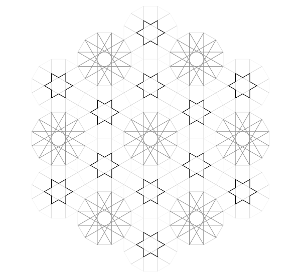 Geometric Design: Create a Pattern from the Cordoba Synagogue