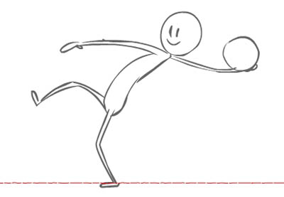 How to Animate a Character Throwing a Ball