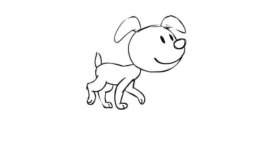 Animation for Beginners: How to Animate a Four-Legged