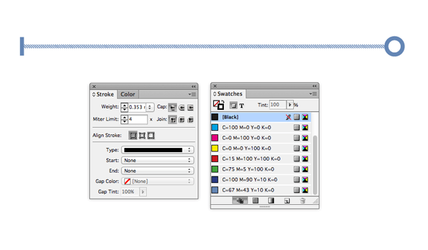 Quick Tip: Create Simple Vector Graphics in Adobe InDesign