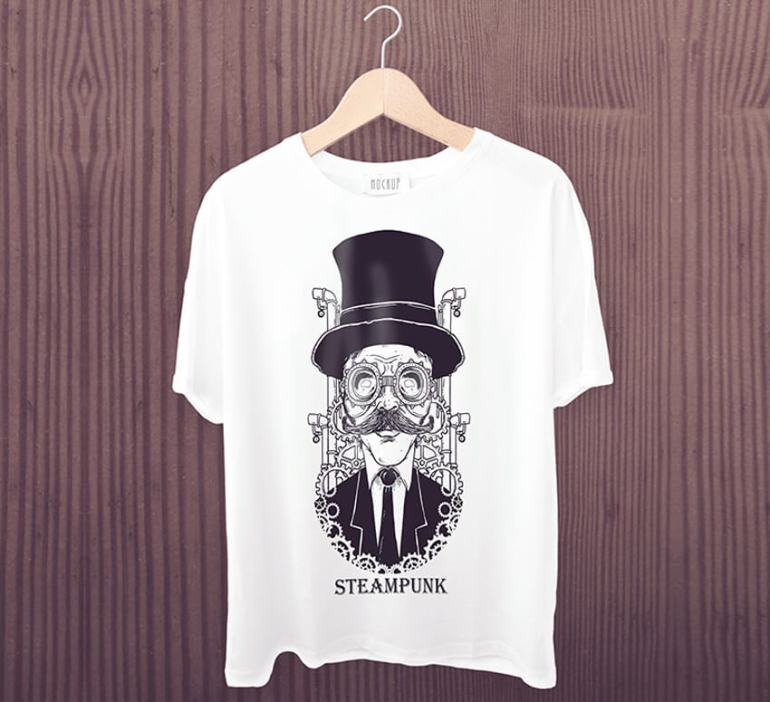 steampunk t shirt