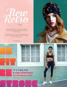 Create Modern Retro Magazine Layout In Adobe