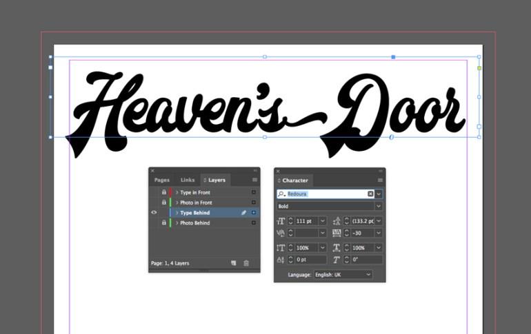 redoura font