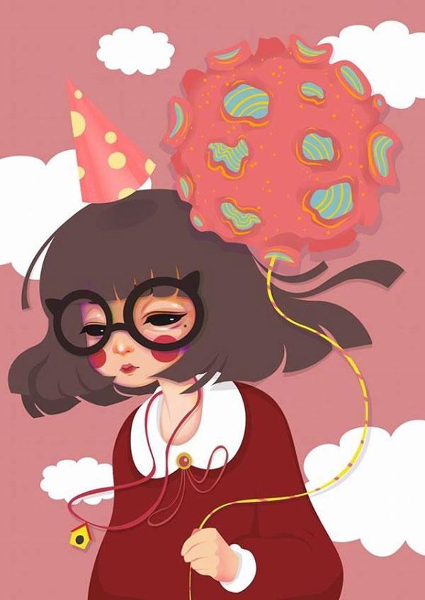 Illustration by Nikki Radan