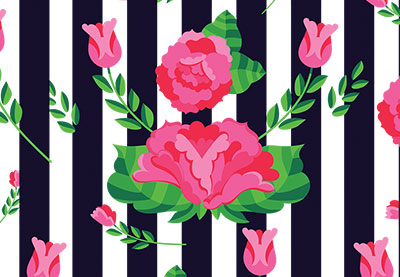 Wallpapers For Computer Cute Trendy How To Create A Stripes And Flowers Pattern From Scratch