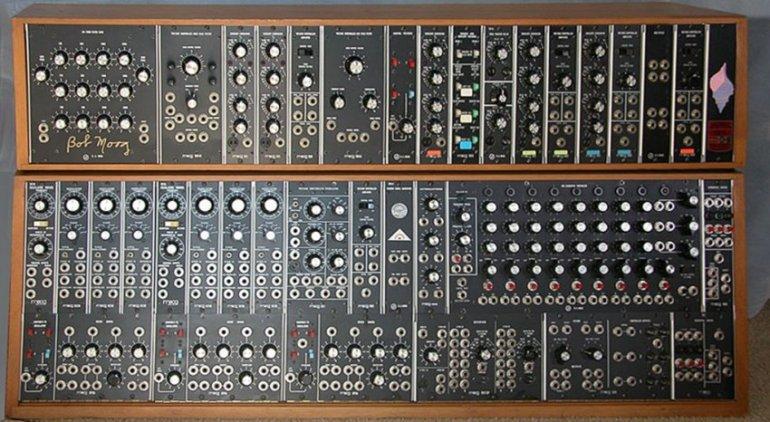 Moog 55