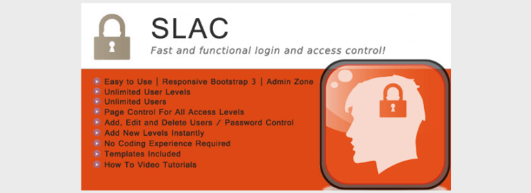 SLAC - Site Login and Access Control