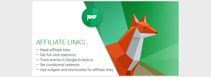 Affiliate Links  WordPress Plugin for Link Shortening and Masking