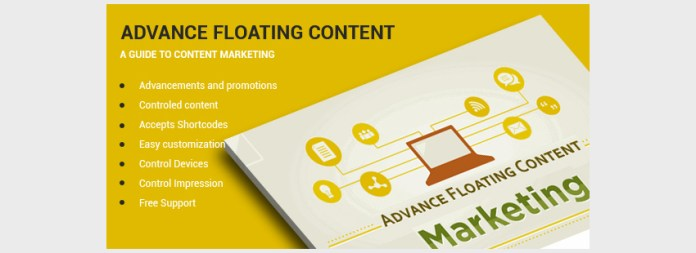 Advanced Floating Content