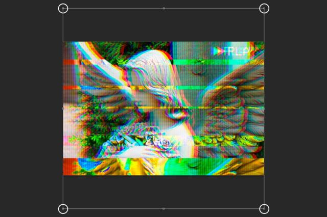 Creation of second TV texture